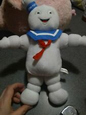 "GHOSTBUSTERS DOMO STAY PUFT BOY 9/"" TALKING PLUSH BNIB GREAT GIFT"