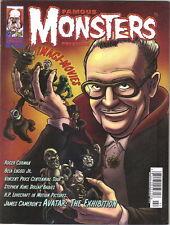 Famous Monsters Imagi-Movies Magazine #1, Movieland 2011 VERY FINE
