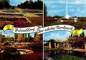 Duesseldorf-Der-schoene-Nordpark-Ansichtskarte