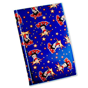 Betty boop business card book file lenticular animated star blue bb image is loading betty boop business card book file lenticular animated colourmoves