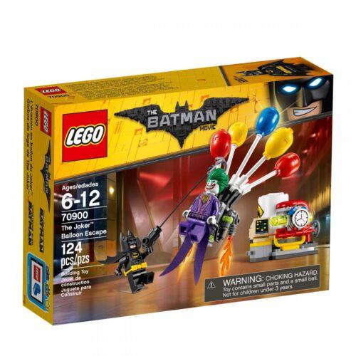 NEU /& OVP LEGO® The LEGO® BATMAN MOVIE™ 70900 Jokers Flucht mit den Ballons