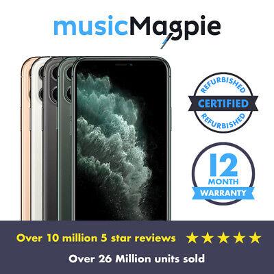 Apple iPhone 11 Pro - 64GB 256GB 512GB - Unlocked Smartphone Various Colours
