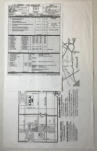 2010-NBC-LAW-AND-ORDER-LOS-ANGELES-set-used-CALL-SHEET-Season-1-Episode-11-map
