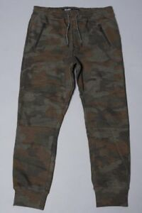 d1cbe33653b6 MEN S BROOKLYN TECH FLEECE CAMO PANTS Sweat pants  tabacco CAMO SIZE ...