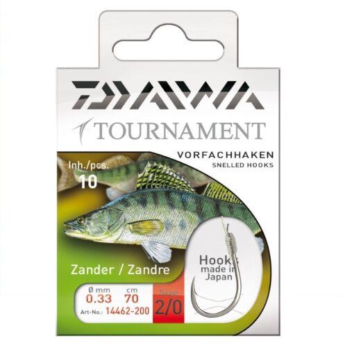 Zanderhaken Daiwa Tournament Vorfachhaken