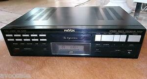Revox-studer-B-226-034-the-signature-034-034-High-end-034-lecteur-CD-player-cd