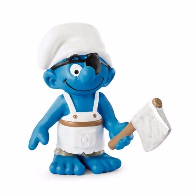 Smurf Smurf Pirates 2014 Schleich 20764 Smurf Cook New