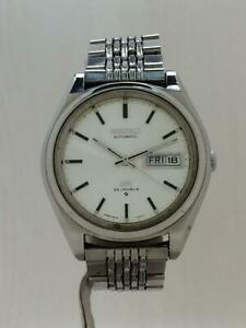 Seiko-Lord-Matic-Day-Date-Automatic-Authentic-Mens-Watch-Works