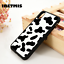 thumbnail 1 - Cow Print Protective iPhone Phone Case Cover Silicone Aesthetic X XR XS 7 8 1