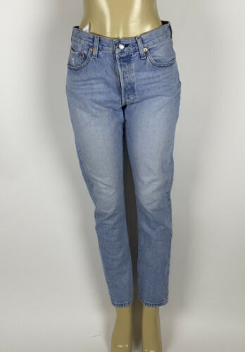 Levis premium 501 S big E women's jeans size 29