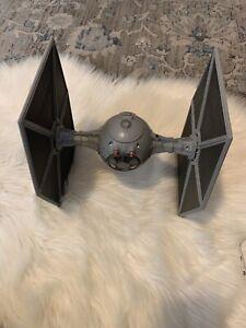 STAR-WARS-tie-fighter-hasbro-PRE-Owned