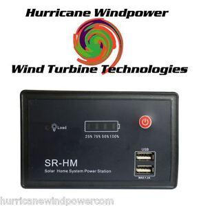 Hurricane Intelligent Solar Charge Controller 10 Amp 12/24 Volt