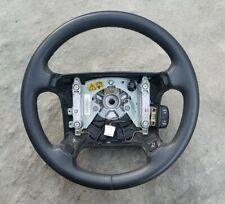 Land Rover Discovery 1 Black Steering Wheel Oem 9499