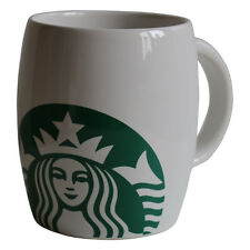 Starbucks Kaffeetasse weiss Tasse Coffee Cup Mug Super Graph Collector Pott 16oz