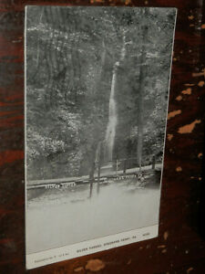 DINGMANS-FERRY-PA-1908-POSTCARD-SILVER-THREAD-PIKE-COUNTY