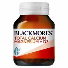 Blackmores Total Calcium + Magnesium + D3 Tab X 60