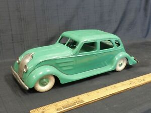 1934-KINGSBURY-Chrysler-Airflow-14-034-Working-Cond-w-Lights