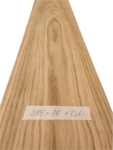 "De contrachapado de madera de roble 2200mm X 200mm//86,6/"" X 7,87/"" de Madera Real"