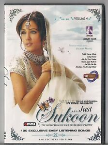 Just-Sukoon-100-Tracks-On-One-Bollywood-DVD-MUST-HAVE
