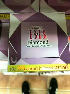 Mistine-BB-Diamond-Super-Pressed-Powder-Blemish-Foundation-SPF25-From-Korea-S1