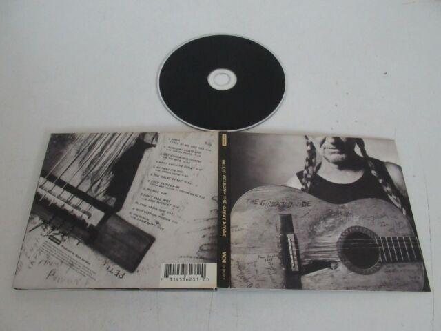 Willie Nelson / The Great Divide (Lost Highway 314586231-2) CD Álbum Digipak
