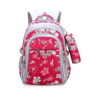 Image is loading Children-Schoolbags-Girls-Primary-School-Book-Bag-Sac- d6295cfaca5d4