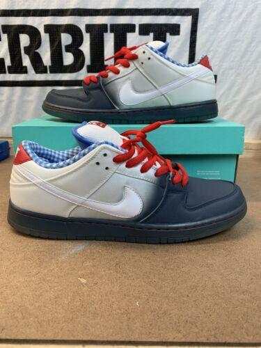 "Mens Pre-Owned Nike Dunk Low Premium SB ""Dorothy"""