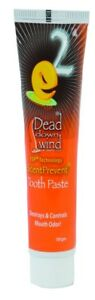 Dead-Down-Wind-Toothpaste-Tube-w-Natural-Enzymes-100-Grams-1221N