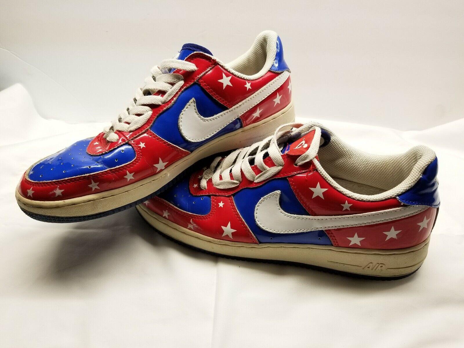 Raro'06 para Hombre Nike Force 1 82 todas las estrellas Air tenis zapatos talla 13