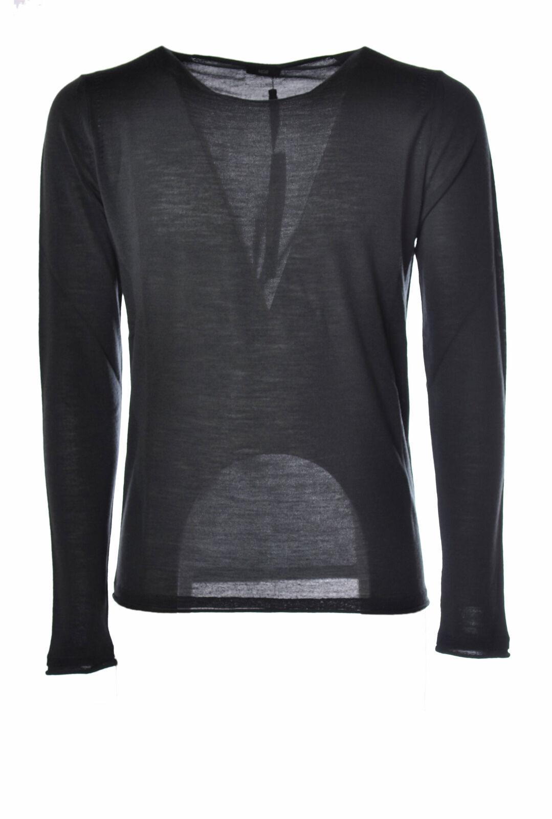 Hosio  -  Sweaters - Male - Grün - 2500521A185259