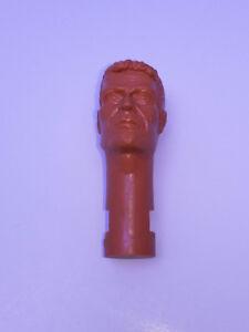 Johnny West Chuck Wheeler CXR custamizable paintable plastic Head