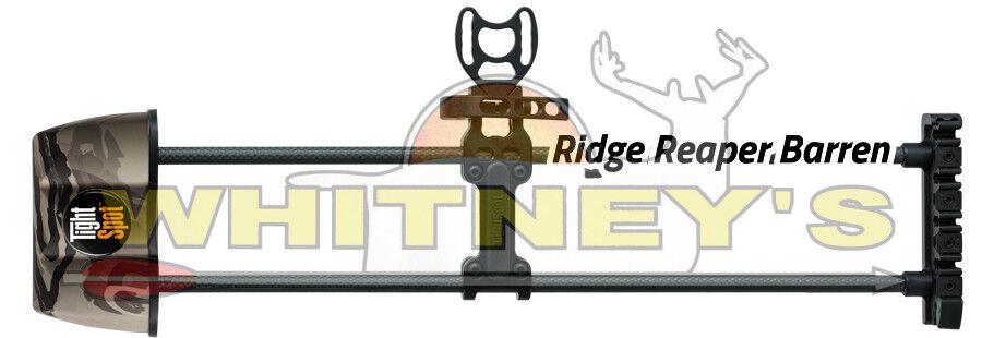 Punto Apretado 5 Flecha Carcaj Ridge Reaper árido Mano Derecha