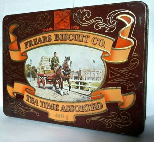 VINTAGE BISCUIT /& OTHERS UK ADVERTISING TINS click SELECT browse or order