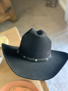 Vintage Texas Cowboy Hat Size 6 and 34.