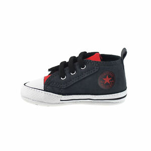 f102f655457b Converse AS CT Easy Slip HI Crib Shoes Storm Grey UK 3 EU 19 CH09 61 ...