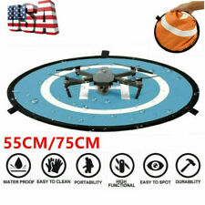 55cm Foldable Drone Day /& Night Landing Pad Waterproof For DJI Mavic 2  New