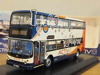 Cmnl Northcord Stagecoach South Activ8 Alexander Alx400 Bus Model Ukbus1035 1:76