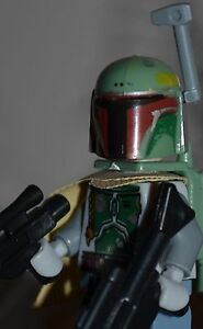 sw44 star wars boba fett figure us seller return of the jedi - force | ebay