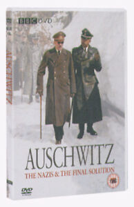 Auschwitz-DVD-2005-Laurence-Rees-cert-12-2-discs-NEW-Fast-and-FREE-P-amp-P