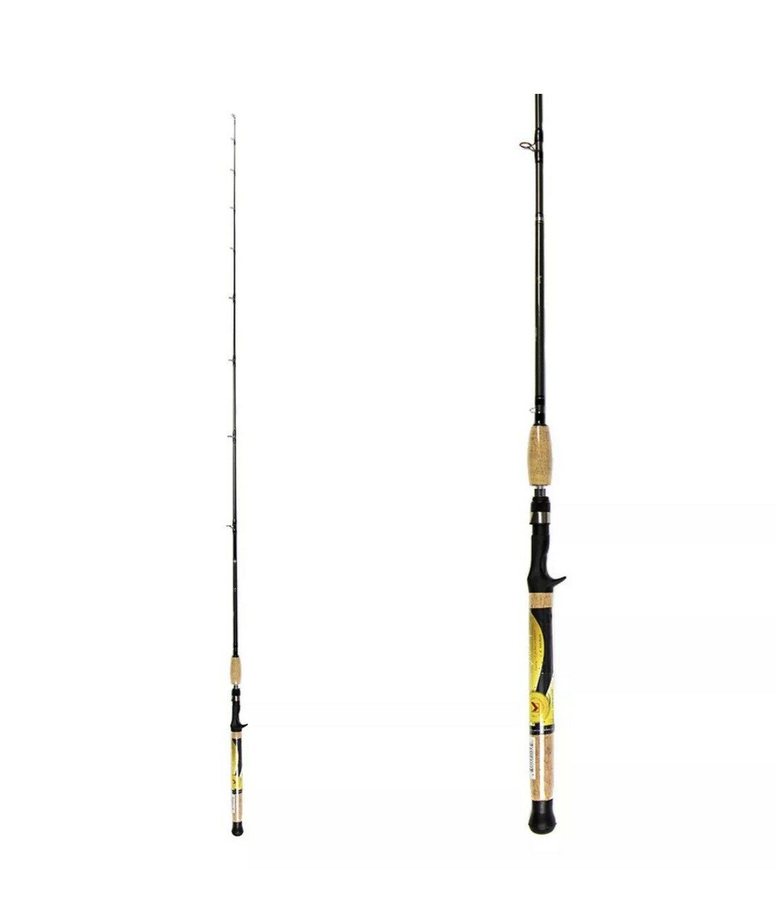 New Norsemen MWS64MC 6'4″ Casting Rod, Medium Action great for windy conditions