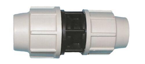 Manchon Réduit Ø 40x32mm PLASSON Compression Polyéthylène Arrosage-14FF403200F