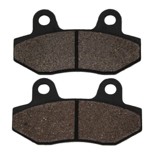 Scooter 6A 2012 Cyleto Motorcycle Front Brake Pads For CF MOTO CF 250 T