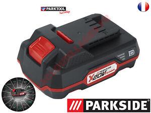 Batterie-PARKSIDE-20V-Capacite-2-Ah-pour-les-appareils-de-la-serie-X20V-TEAM