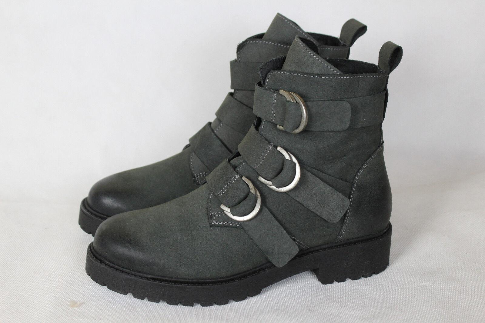 Dna Footwear Stiefeletten Biker Stiefel Damen Gr.39,neu,Lp    | Ermäßigung