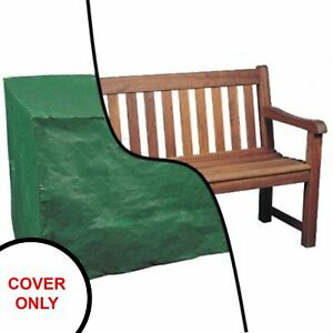 Waterproof 6ft 1 8m Garden Furniture 4 Seater Bench Seat Cover