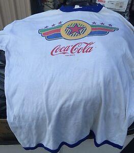 COKE-Coca-cola-Vintage-Tee-T-Shirt