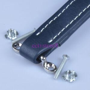 Blue-Vintage-Leather-Handle-For-Fender-Ampeg-VOX-Guitar-Tube-Amp-Audio-Cabinet