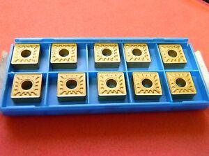Valenite-SNMG-120408-M6-SNMG-432-M6-5525-Carbide-Inserts-QTY-10