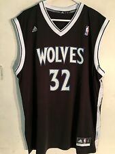Adidas NBA Jersey Minnesota Timberwolves Karl-Anthony Towns Black Alt sz S