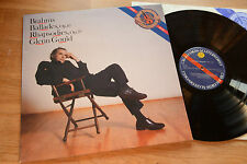 Brahms GOULD Ballades Rhapsodies LP CBS digital D37800